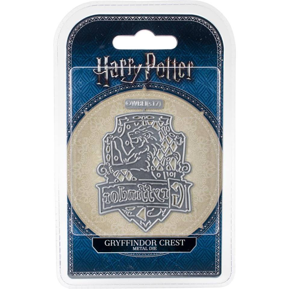 Harry Potter Gryffindor Crest Die/Thinlits