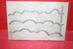 Gina Marie Stitched Cloud Border Die