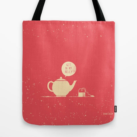 teapot and cup travel bag