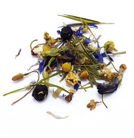 Bedtime Blues Herbal Tisane