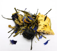 Blueberry Vanilla Peach Kukicha Tea (Limited Edition)