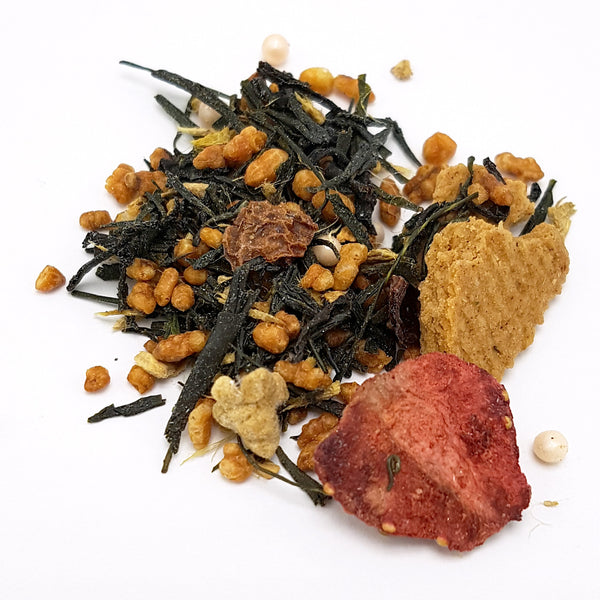 Campfire Strawberry Genmaicha (Limited Edition)