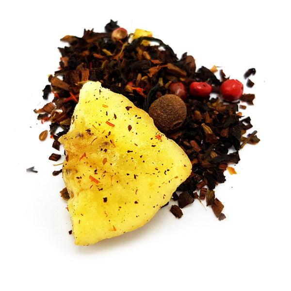 Grilled Spiced Banana Honeybush/Black Tea (Limited Edition)
