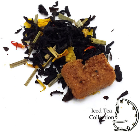 ICED TEA - Lemon Cake Assam Tea