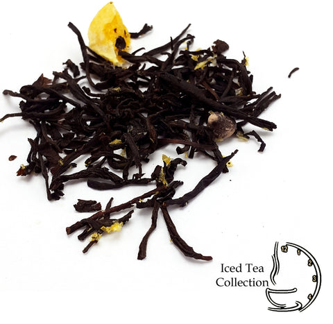 ICED TEA - Orange Rum Truffle Black Tea