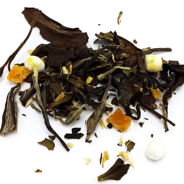 Pumpkin Marshmallow White Chocolate Cocoa White Tea (Limited Edition)