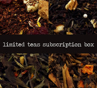 Limited Tea Monthly Subscription Box (US ONLY)