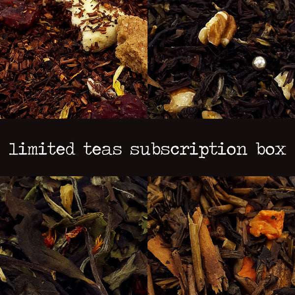 Limited Tea Monthly Subscription Box (CANADA)