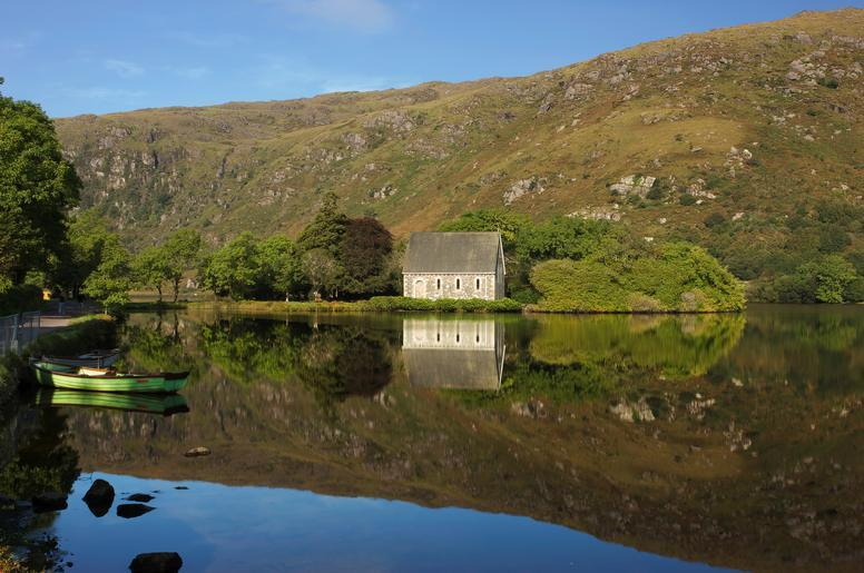 Welcome to Lee Valley-St. Finbarrs Oratory (Gougane Barra)
