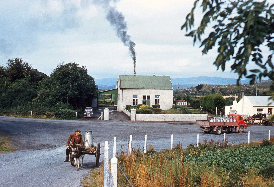 The Creamery Inchigeela where Lee Valley Ireland began!