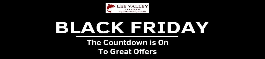 black friday countdown banner
