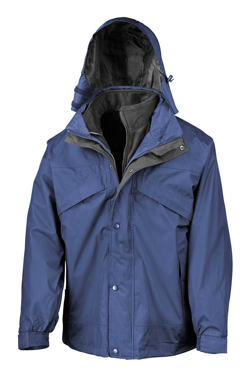 Mens 3 in 1 Jacket 8