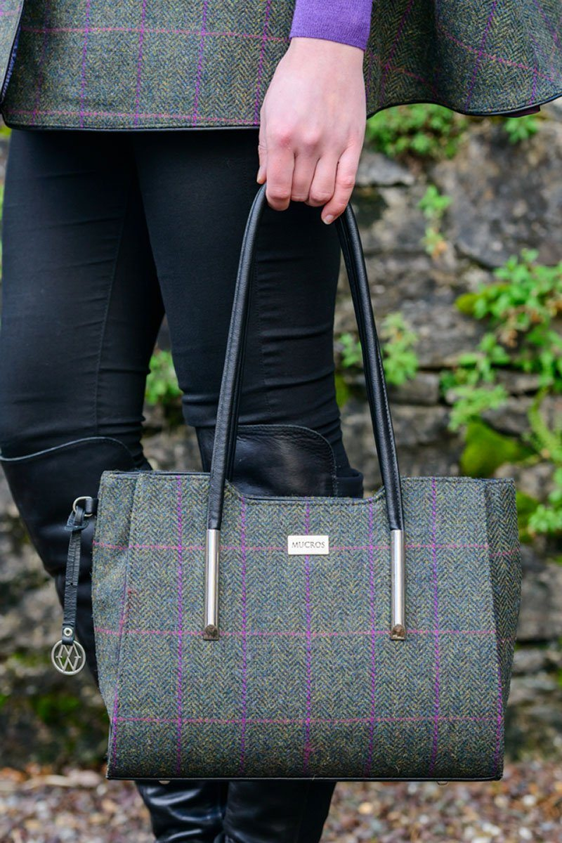 Brid bag 1 - Green check