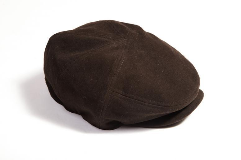 Field Flat Cap - Brown - Lee Valley Ireland - 2