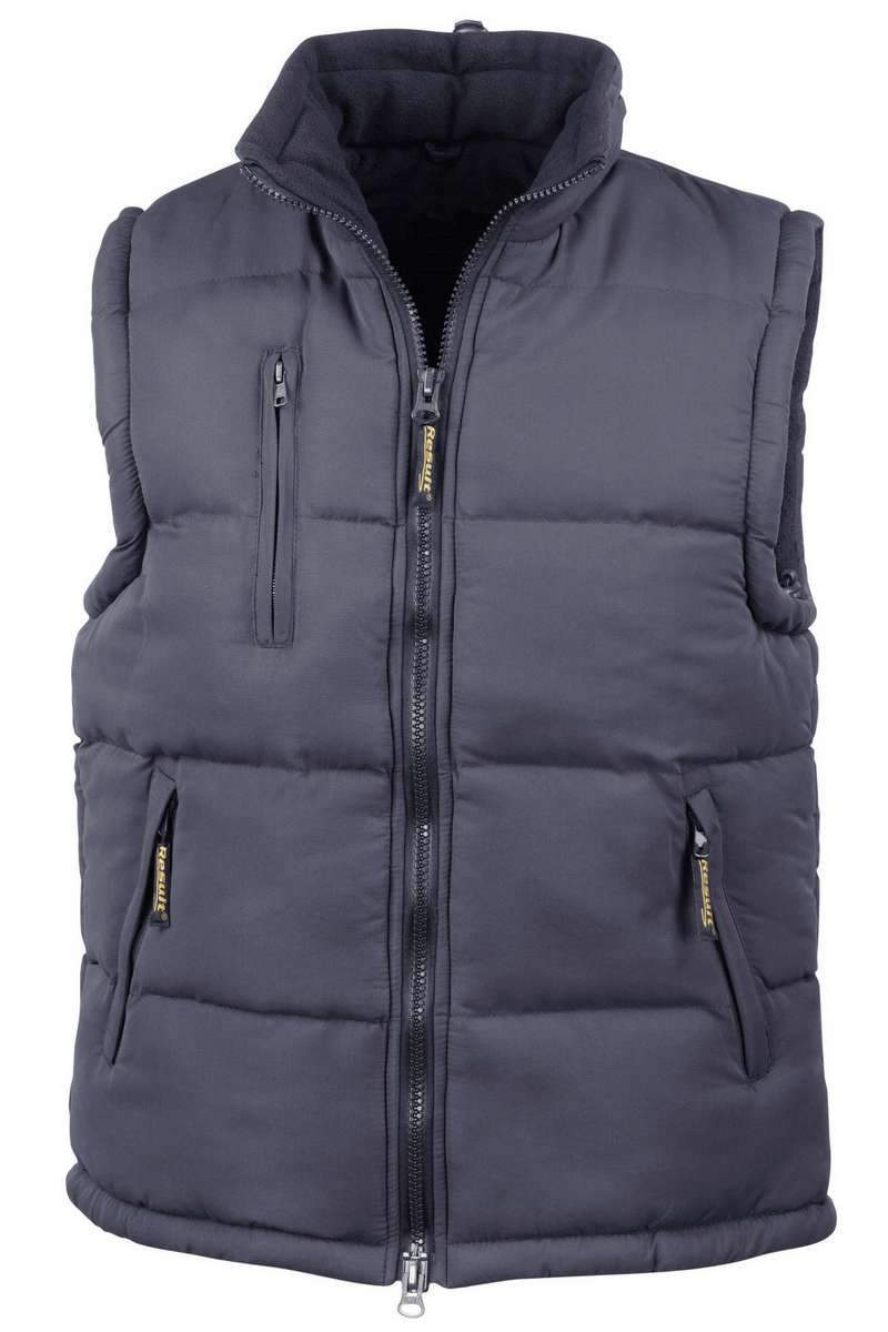 Ultra Padded Bodywarmer (RE88A) - Navy - Lee Valley Ireland - 3