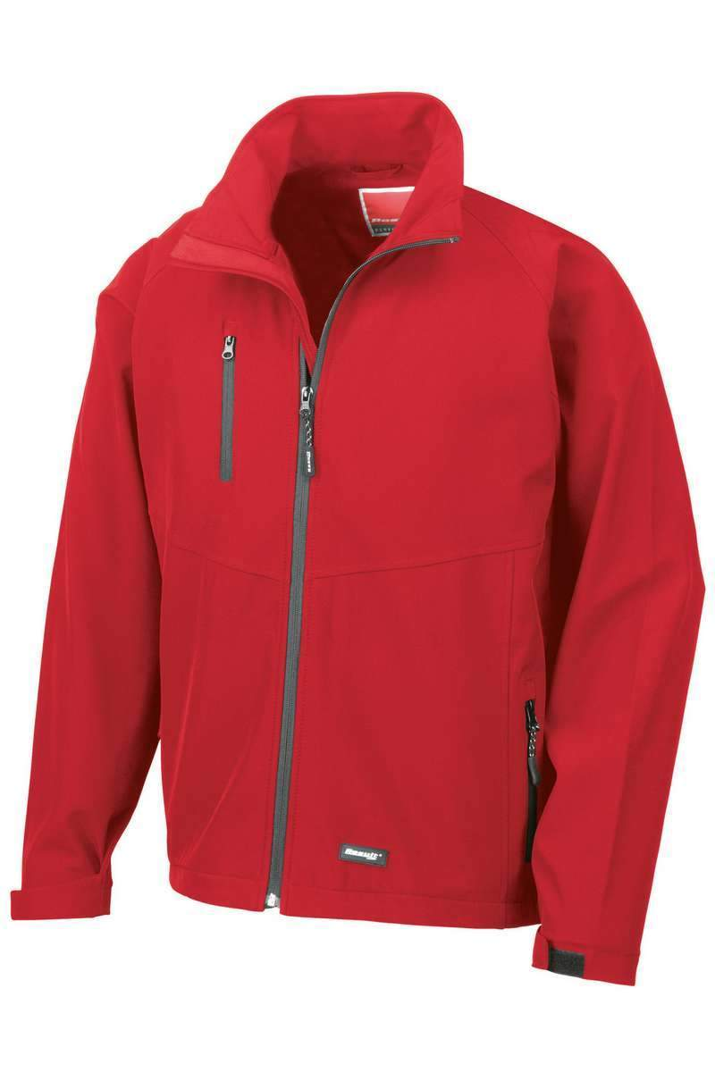 Baselayer Softshell Jacket (R128X) Ral Ralawise XS Red