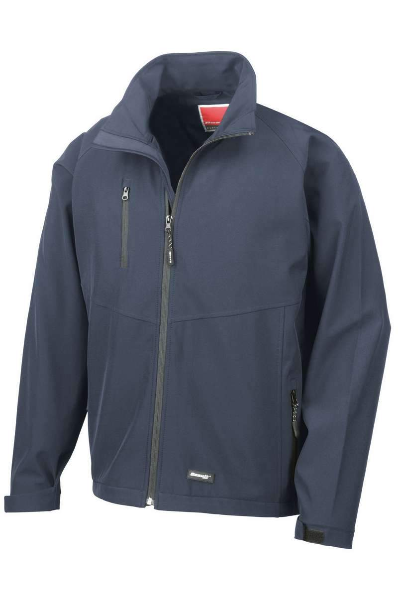 Baselayer Softshell Jacket (R128X) Ral Ralawise XS Navy