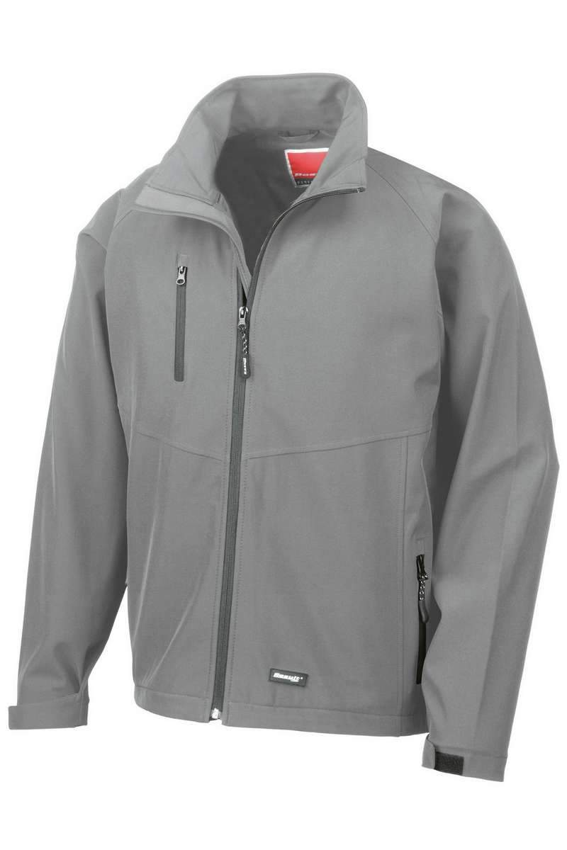 Baselayer Softshell Jacket (R128X) Ral Ralawise XS Grey