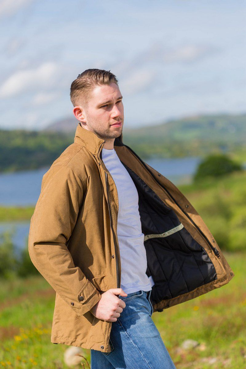 Cork Jacket Brown - Lee Valley Ireland - 2