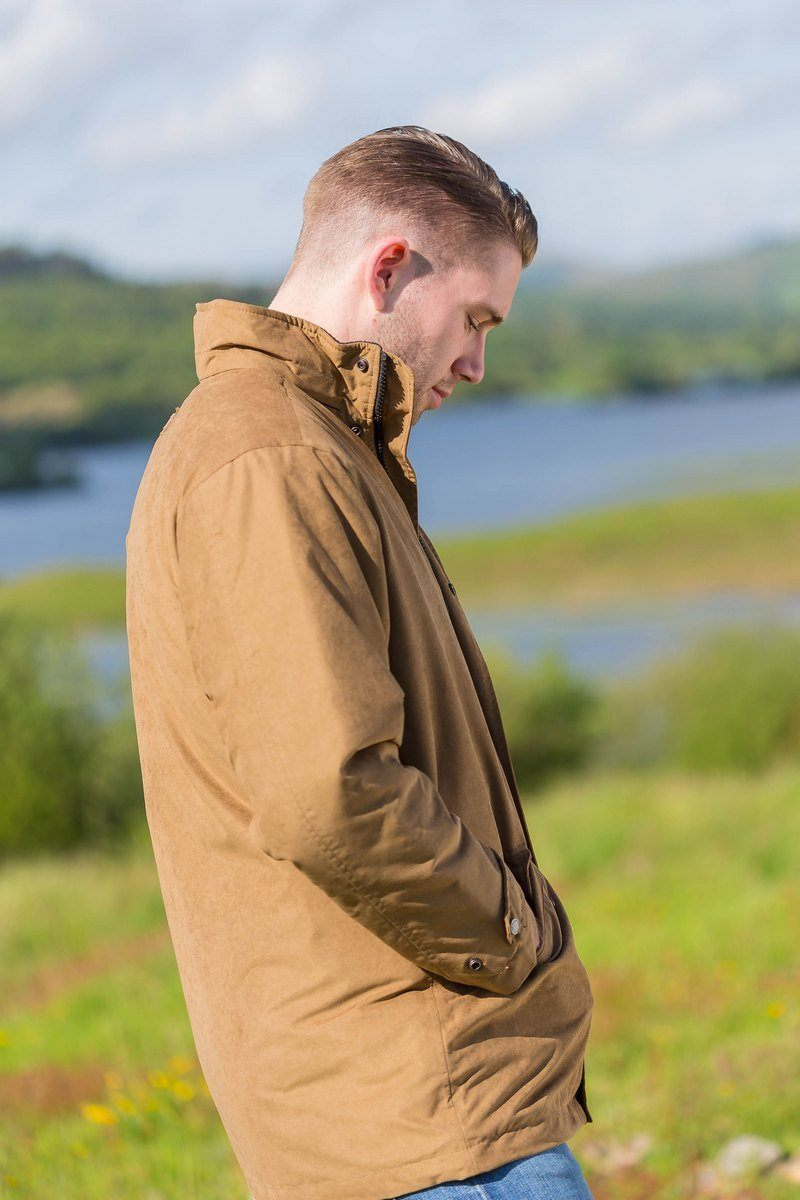 Cork Jacket Brown - Lee Valley Ireland - 8