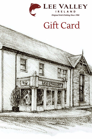 Voucher / Gift Card - Lee Valley Ireland
