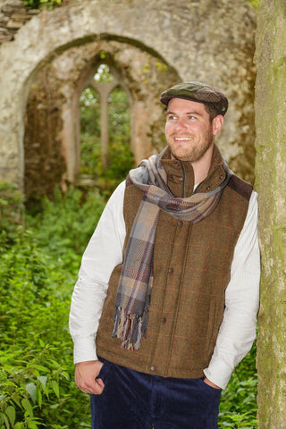 Kerry Lambswool Scarf - Lee Valley Ireland