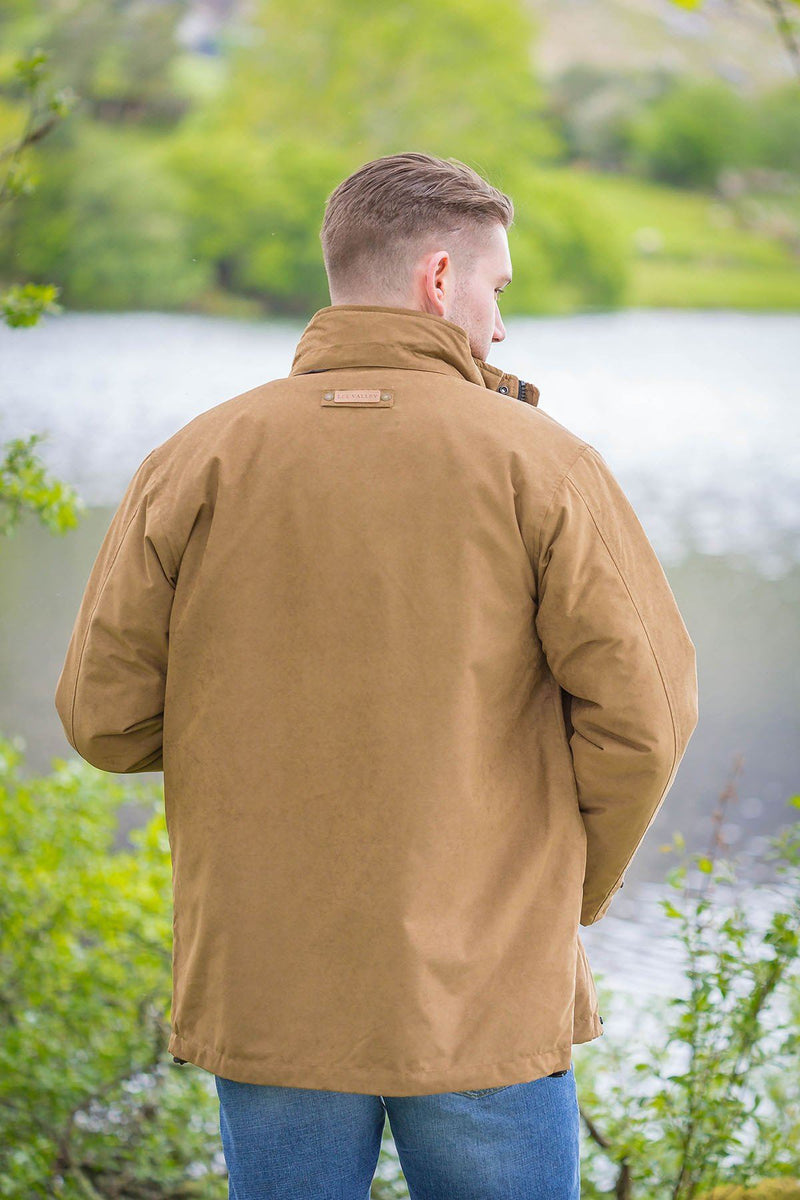 Cork Jacket Brown - Lee Valley Ireland - 3