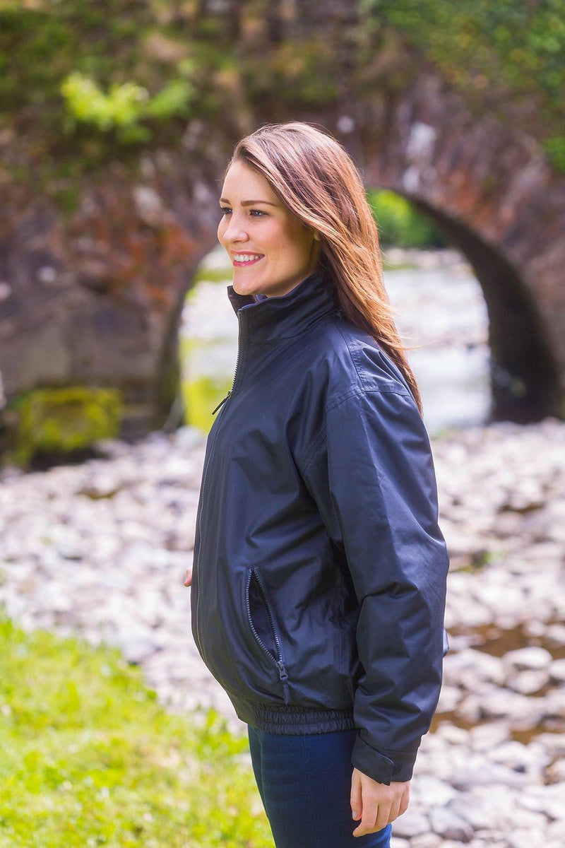 Mayo Jacket Womens Navy Lee Valley Ireland