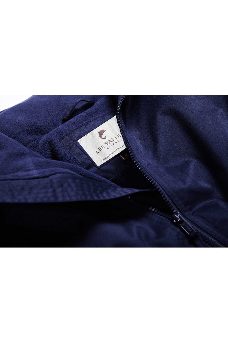 Kids Mayo Rain Jacket Navy - Lee Valley Ireland - 6