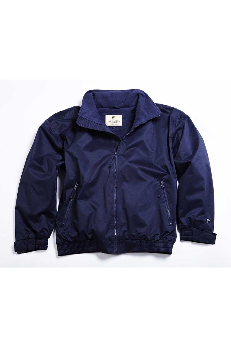 Kids Mayo Rain Jacket Navy - Lee Valley Ireland - 5