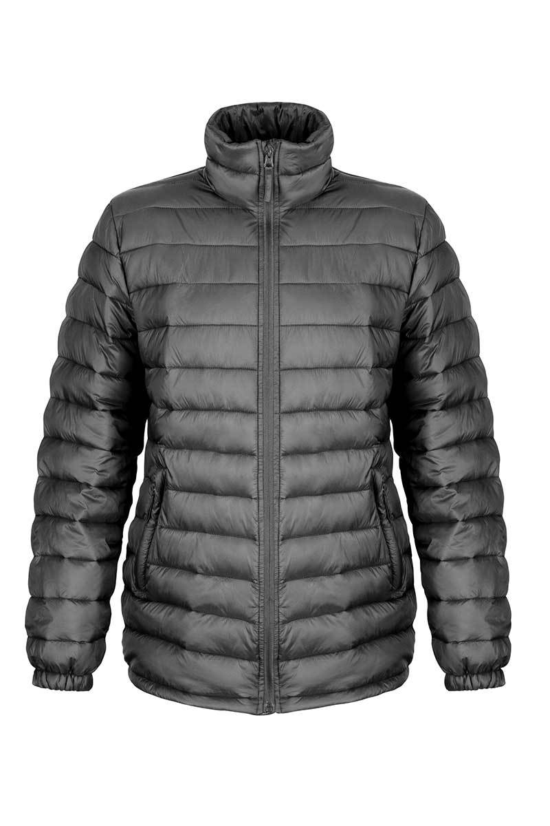 Womens Padded Glacier Jacket (R192F) Jackets Ralawise Black XS