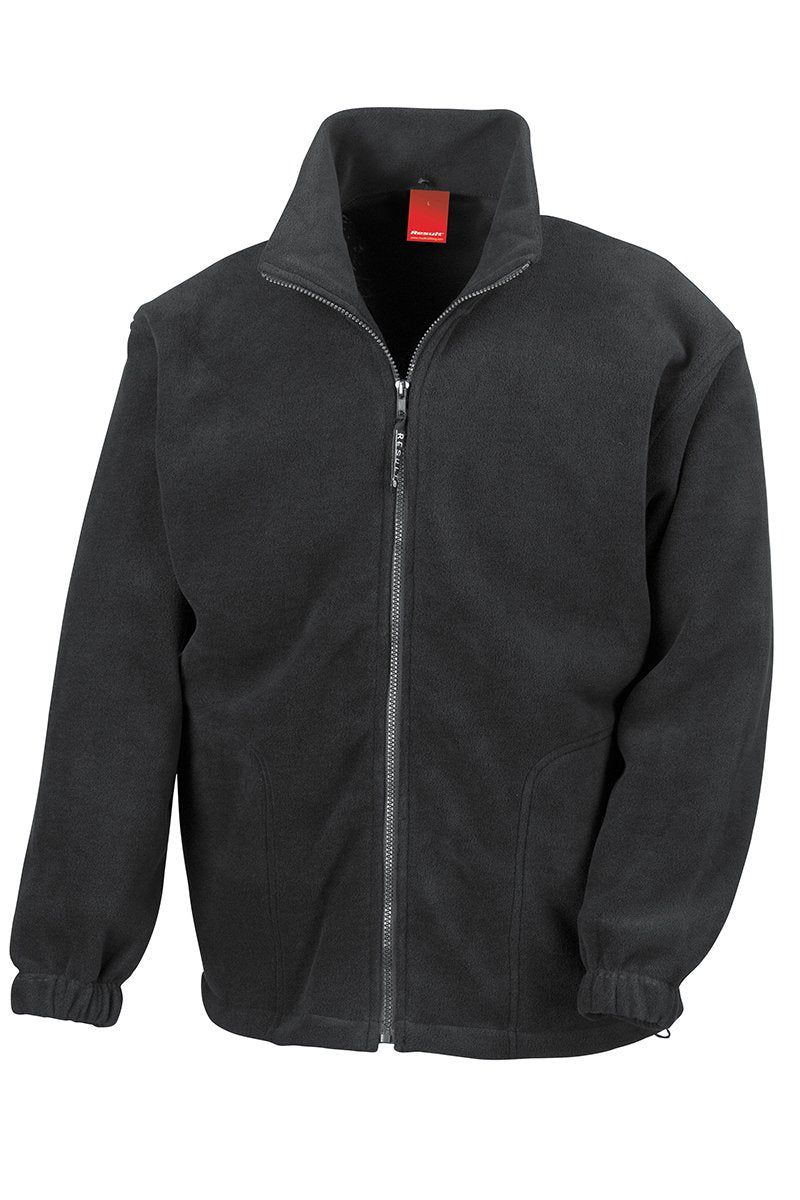 Polar Mens Fleece Jacket 2