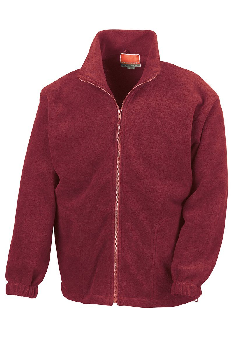 Polar Womens Fleece Jacket 1