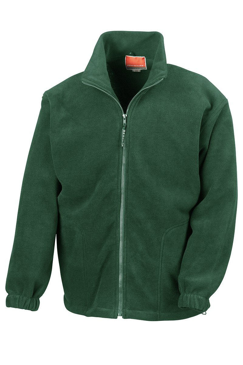 Polar Mens Fleece Jacket 4