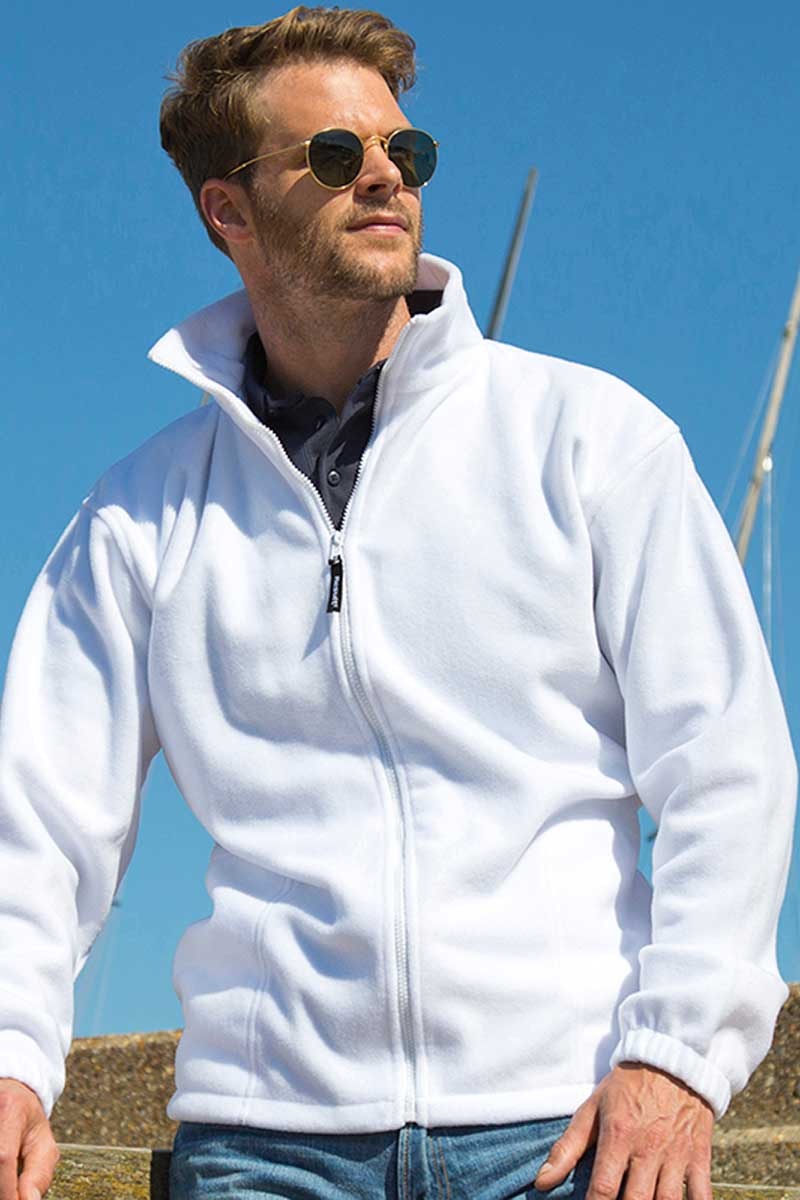 Polar Mens Fleece Jacket 10