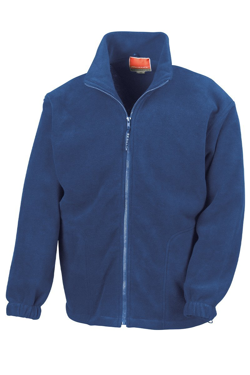 Polar Mens Fleece Jacket 9