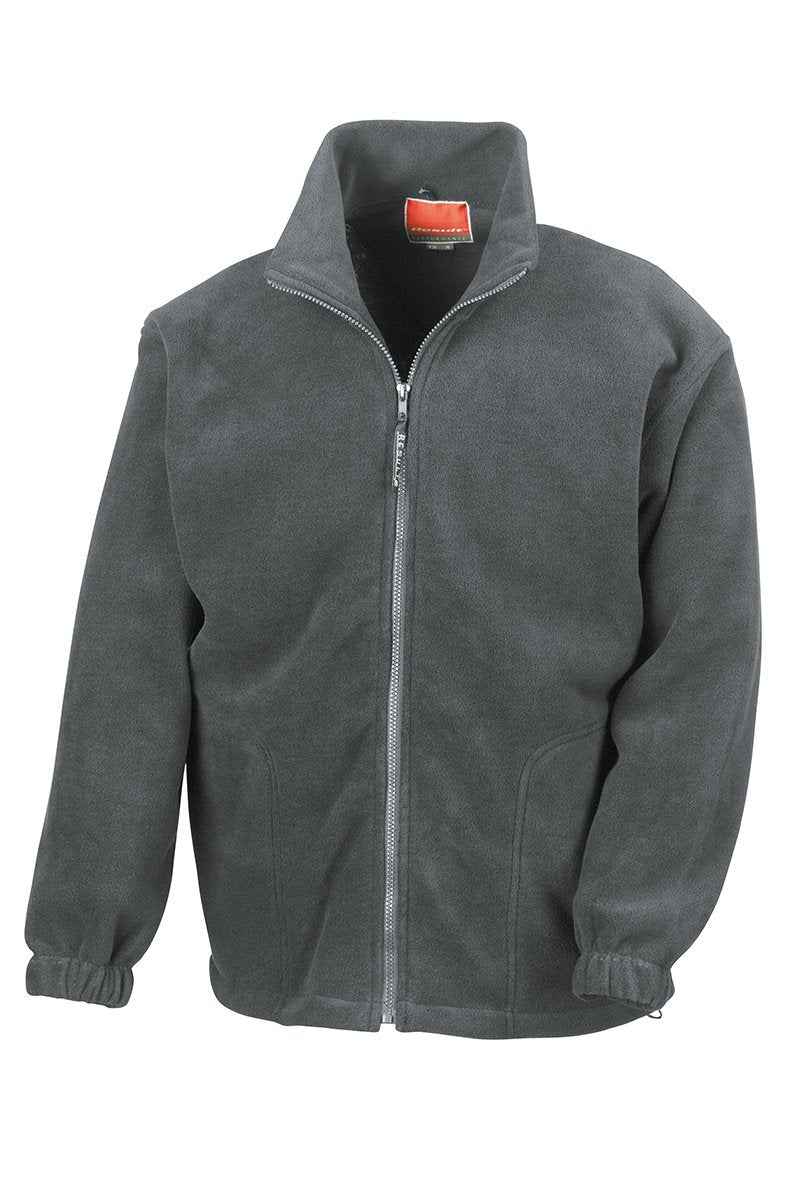Polar Mens Fleece Jacket 7