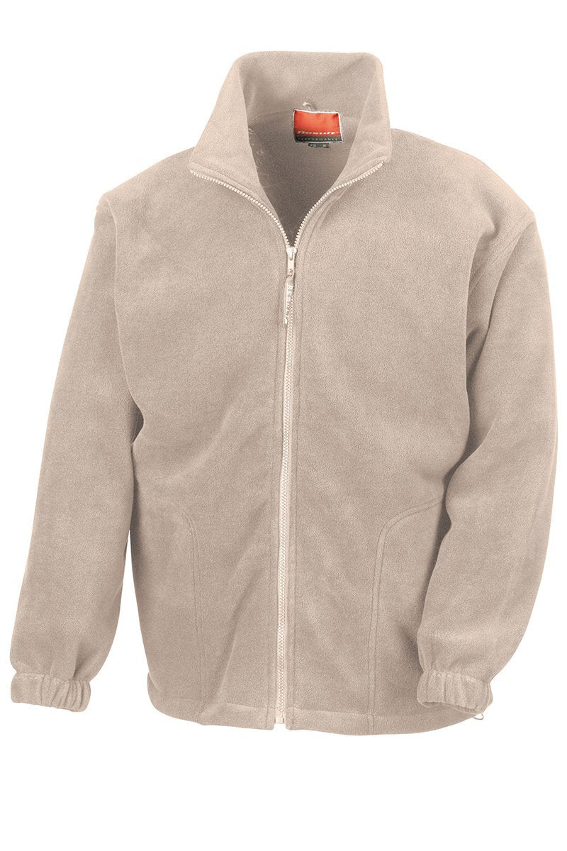 Polar Mens Fleece Jacket 5