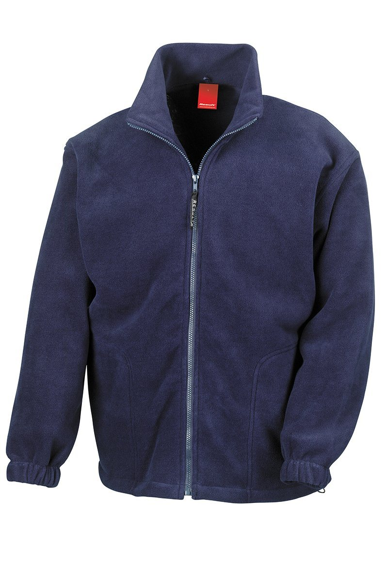 Polar Mens Fleece Jacket 6