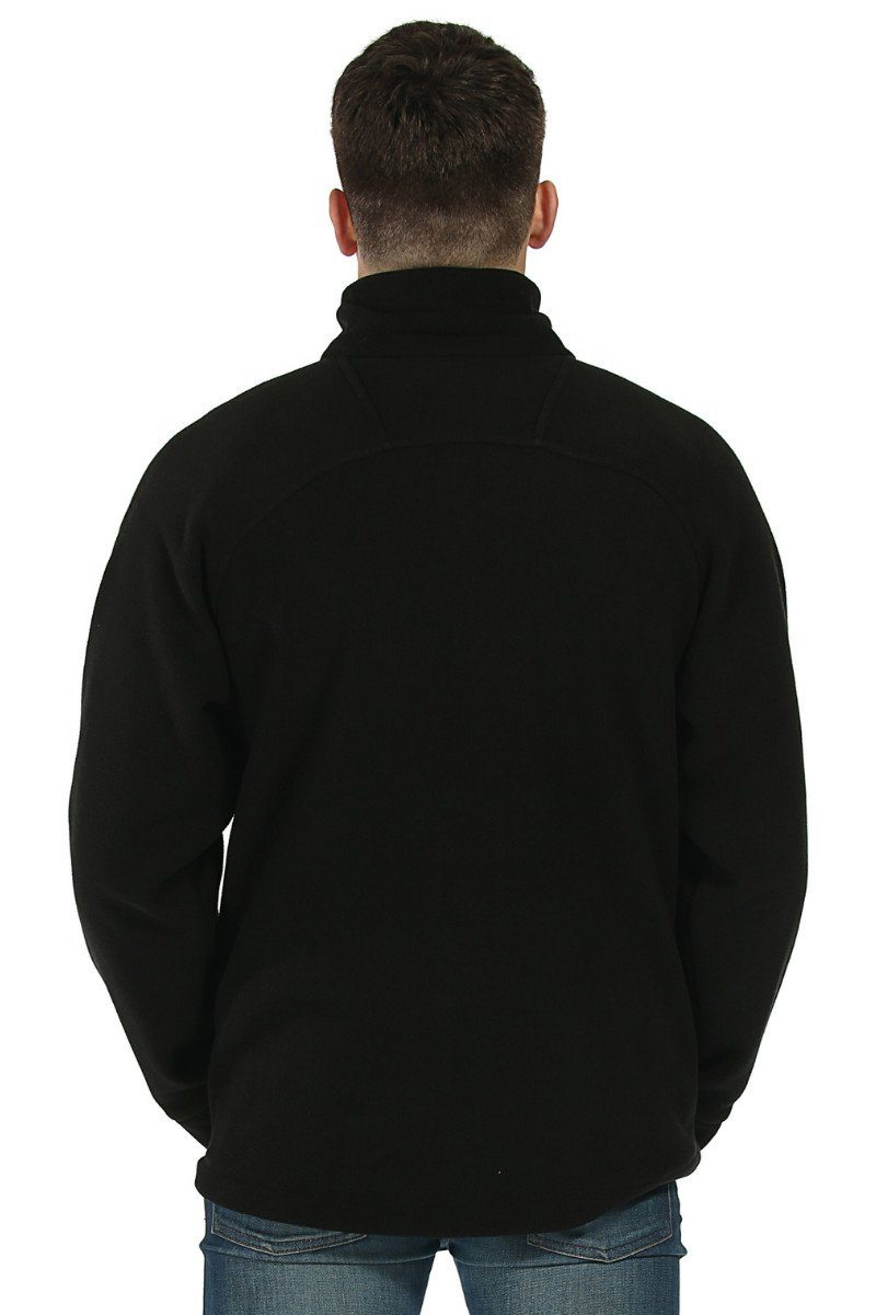 Regatta Sigma Heavyweight Fleece - Black - Lee Valley Ireland - 1