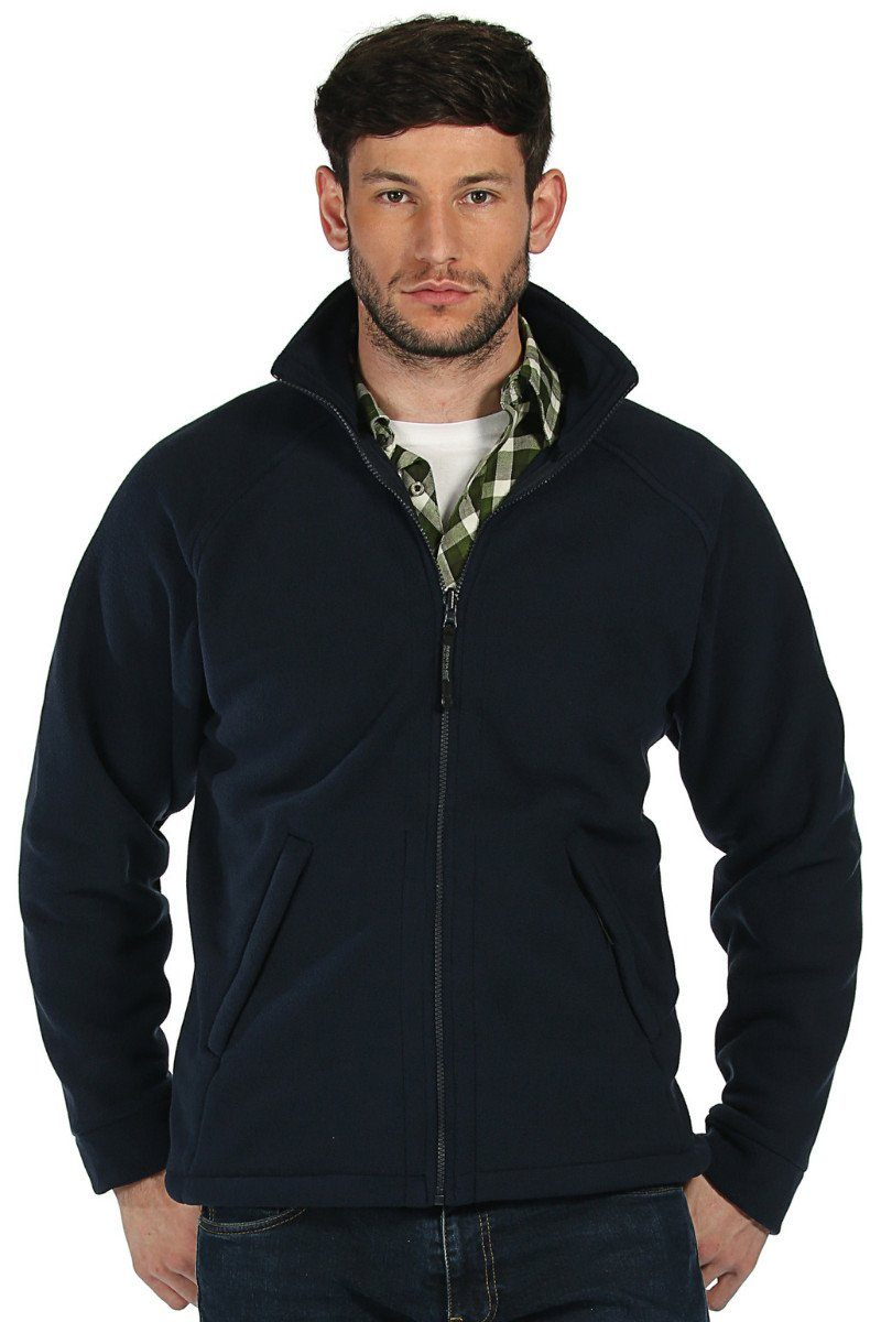 Regatta Sigma Heavyweight Fleece - Navy - Lee Valley Ireland - 1