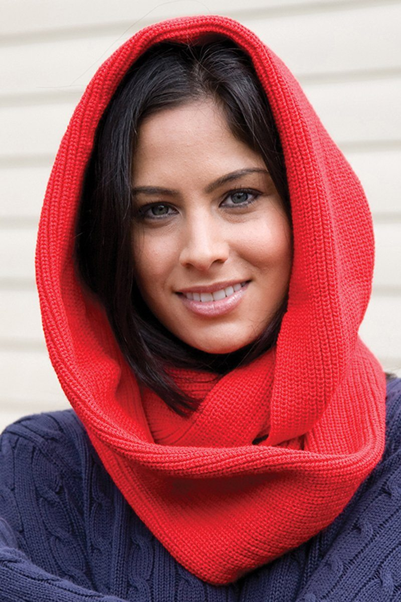Cosy Snood Scarf (R138X) Christmas Ralawise