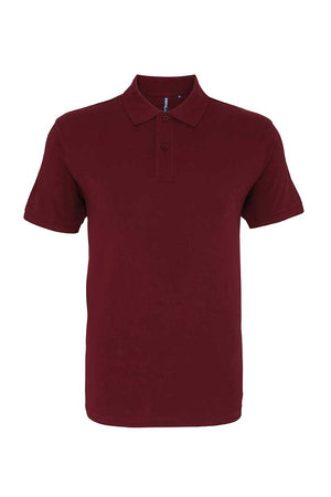 Organic Mens Polo Shirt 3