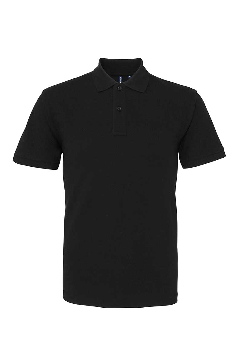 Organic Mens Polo Shirt 1