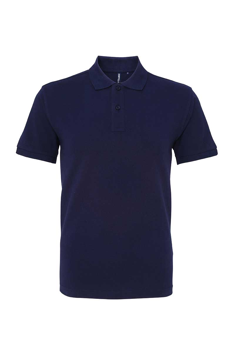 Organic Mens Polo Shirt 6