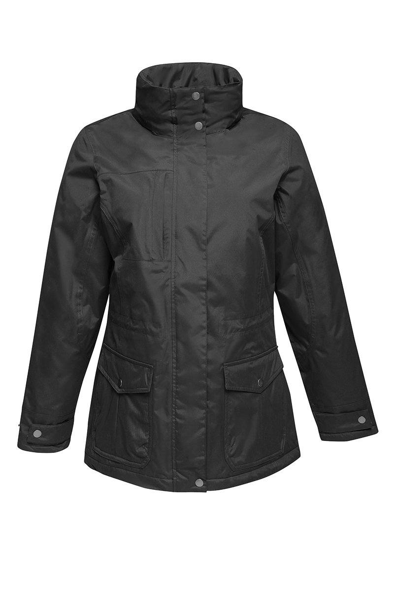 Ladies Darby Jacket (RG109) Jackets Ralawise S Black