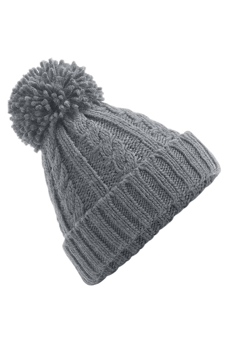 Cable Knit Beanie -3