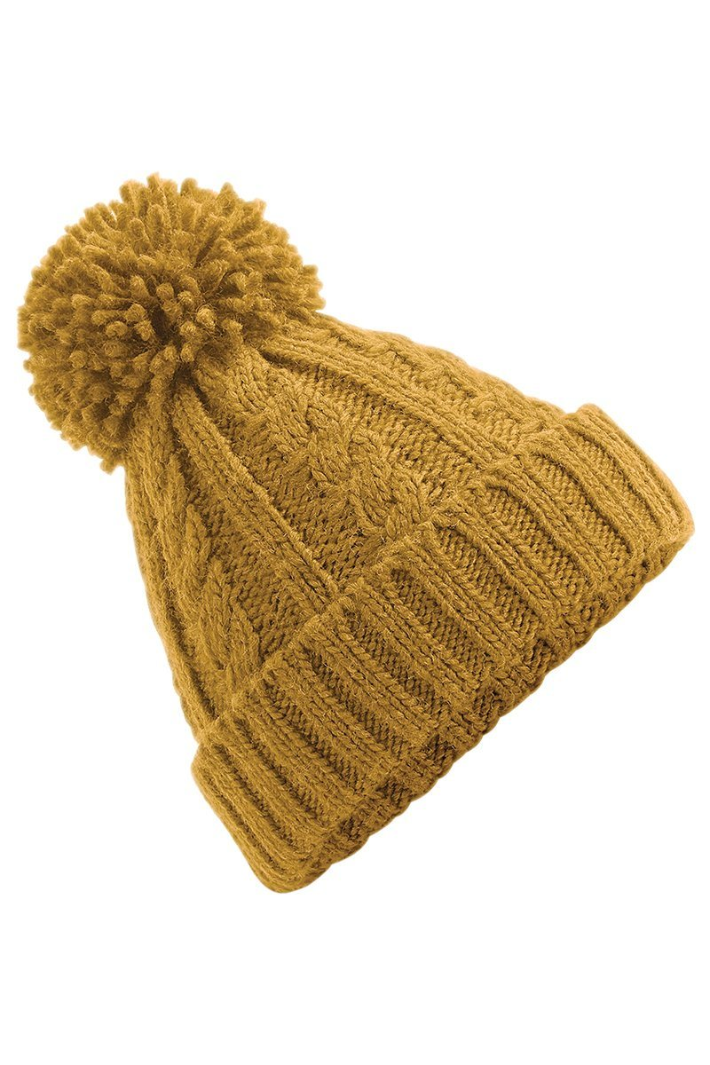 Cable Knit Beanie -2