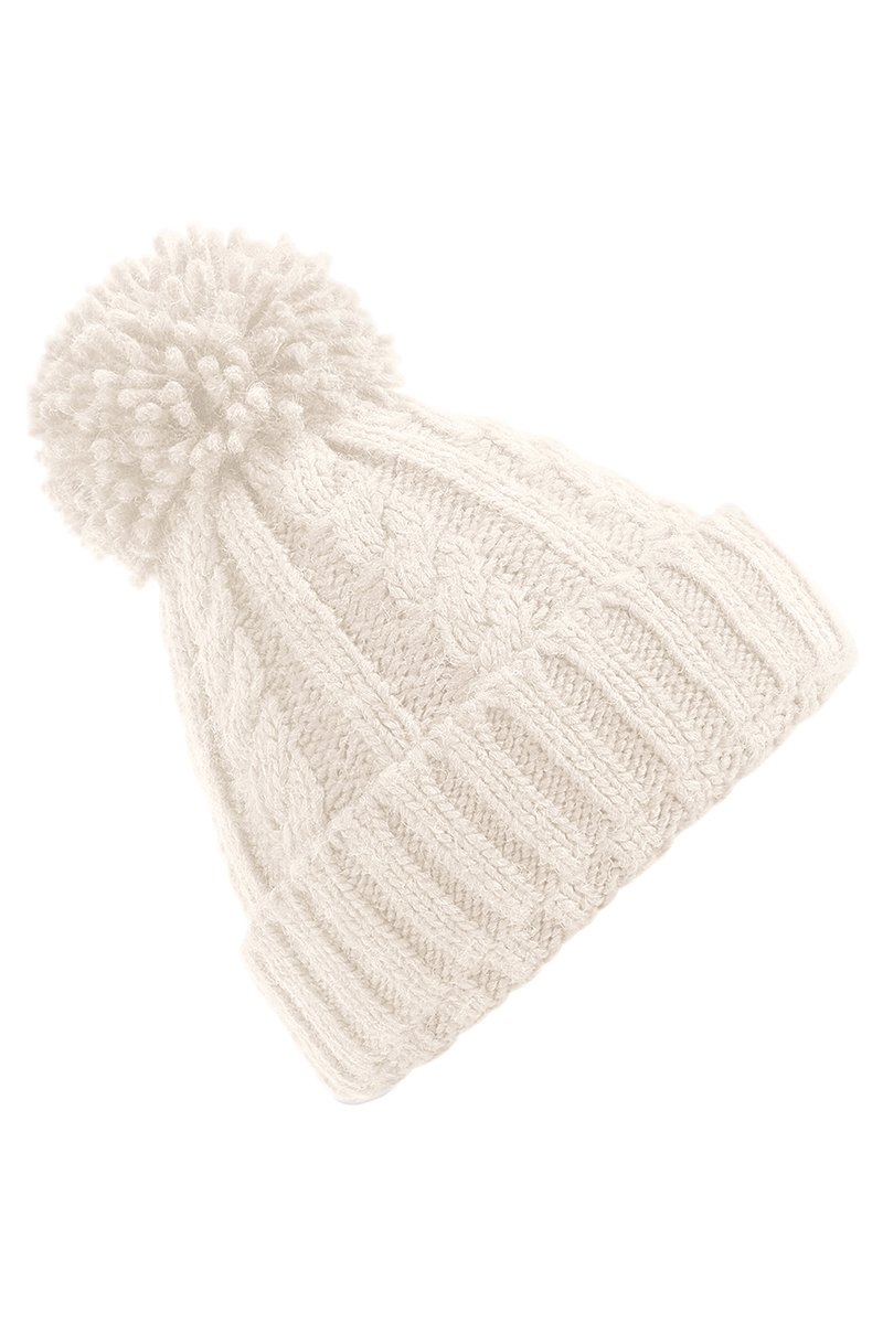 Cable Knit Beanie -4