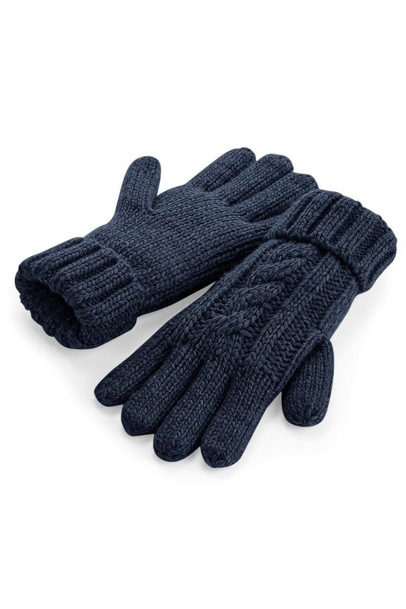 Cable Knit Gloves 6